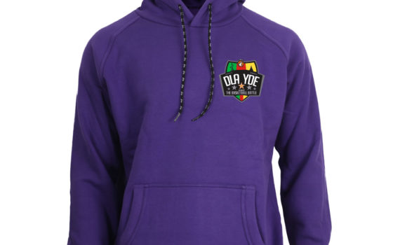 DLA vs YDE sweat-shirt Purple